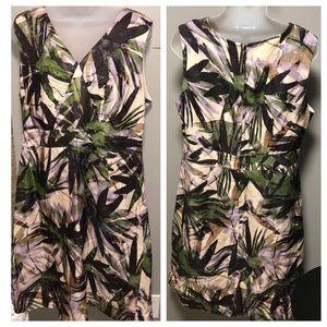 Dresses & Skirts - Banana Republic High Waisted Sheath Dress Size 14